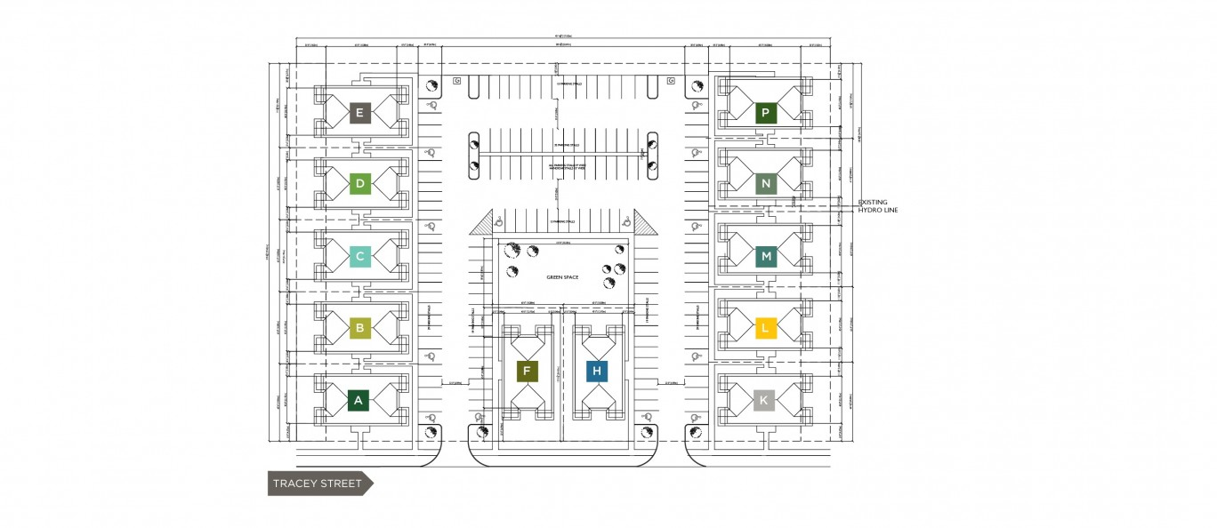Arbutus Place Site Plan2
